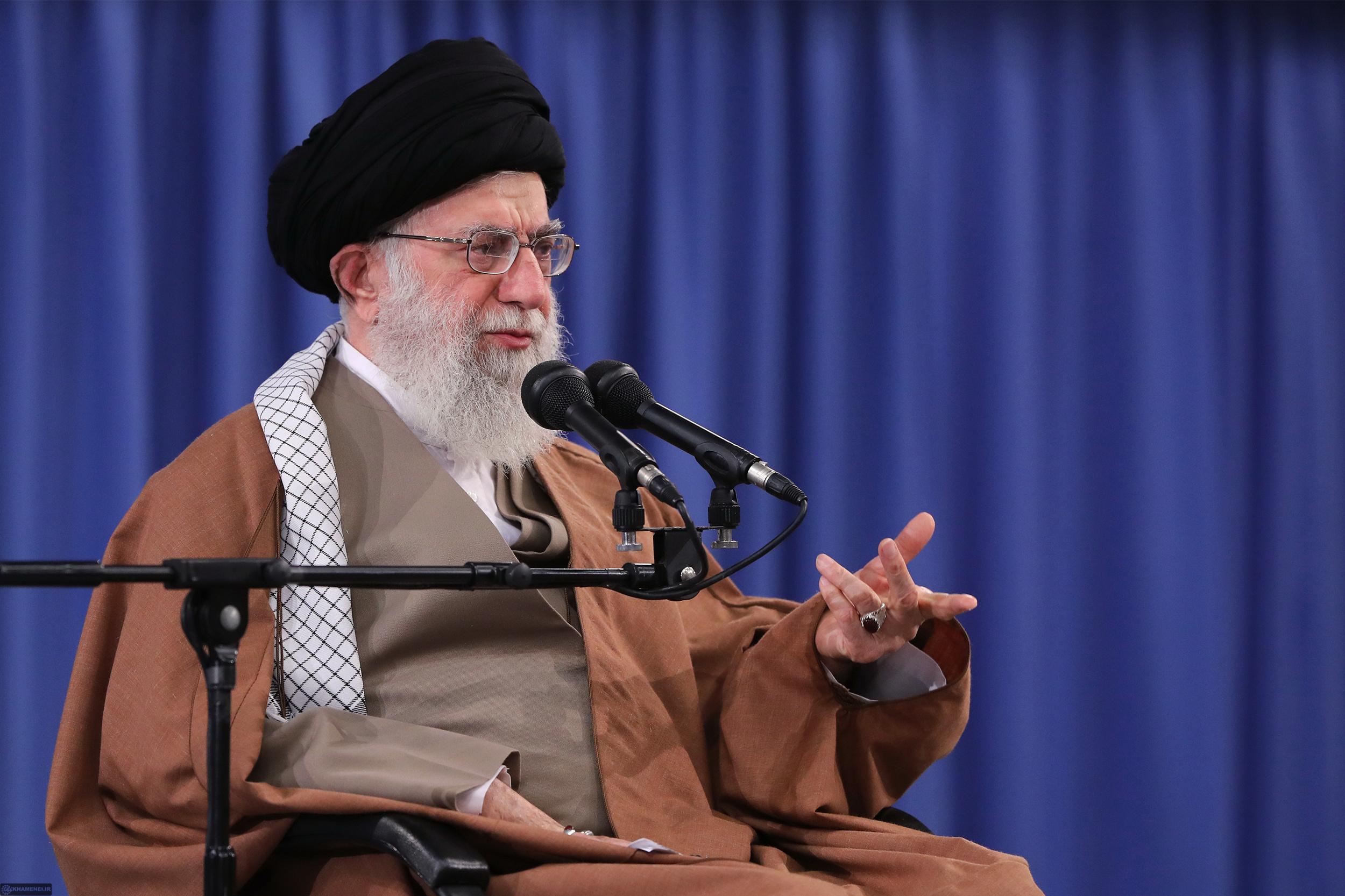 نقشهی آمریکا مقابل ملت ایران لو رفته است