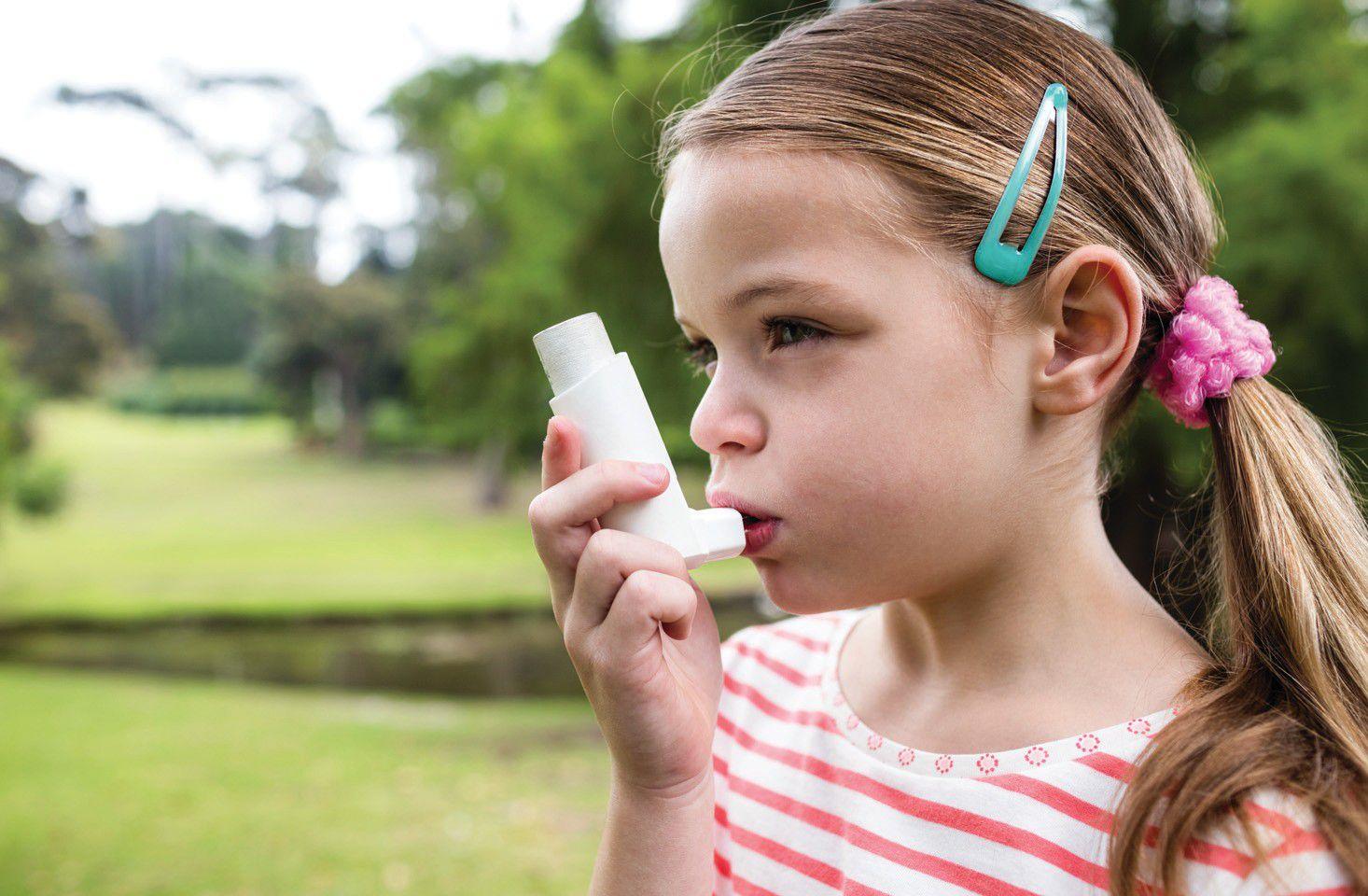 آسم کودکان در ایران چقدر شایع است؟
