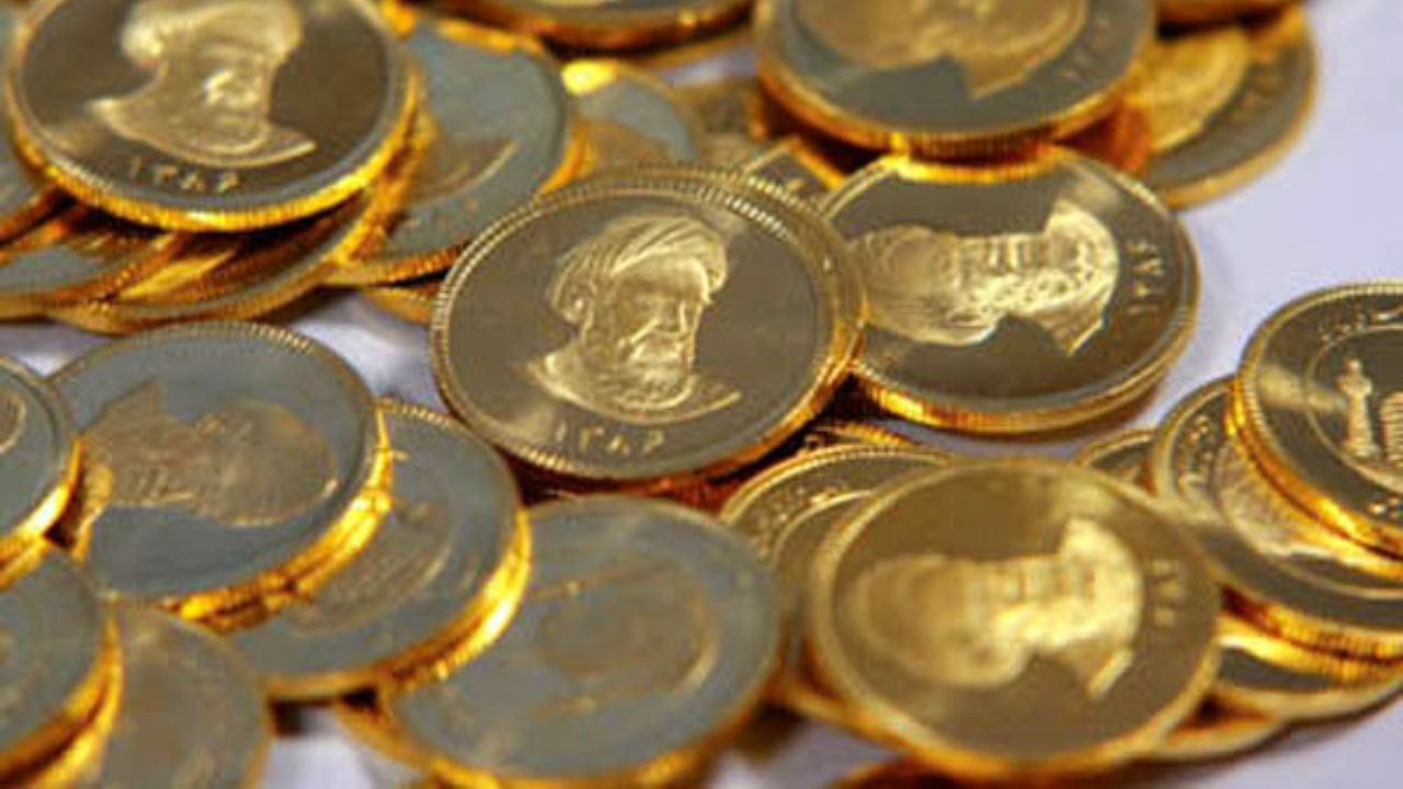 نرخ سکه بیش از ۷ میلیون و ۳۵۰ هزار تومان شد