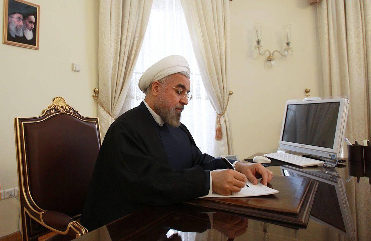 حکم خاوازی به سمت وزارت ابلاغ شد