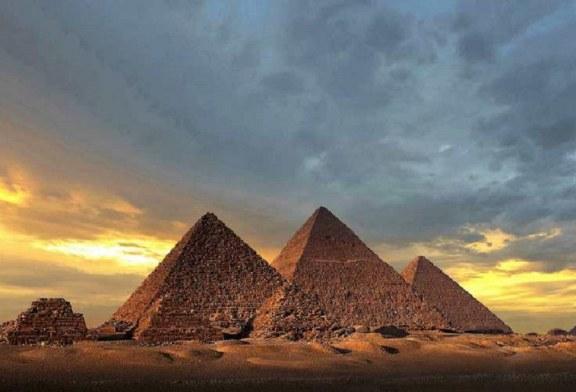 نکاتی جالب در مورد اهرام مصر که نمیدانید