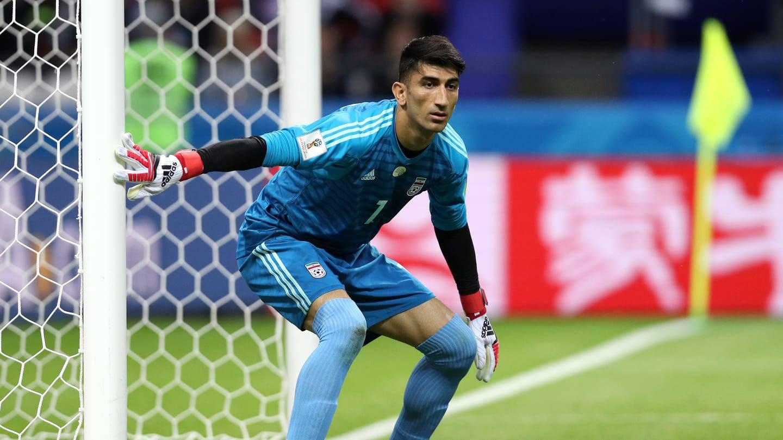 بیرانوند جزو پنج بازیکن آسیایی برتر تاریخ جام جهانی