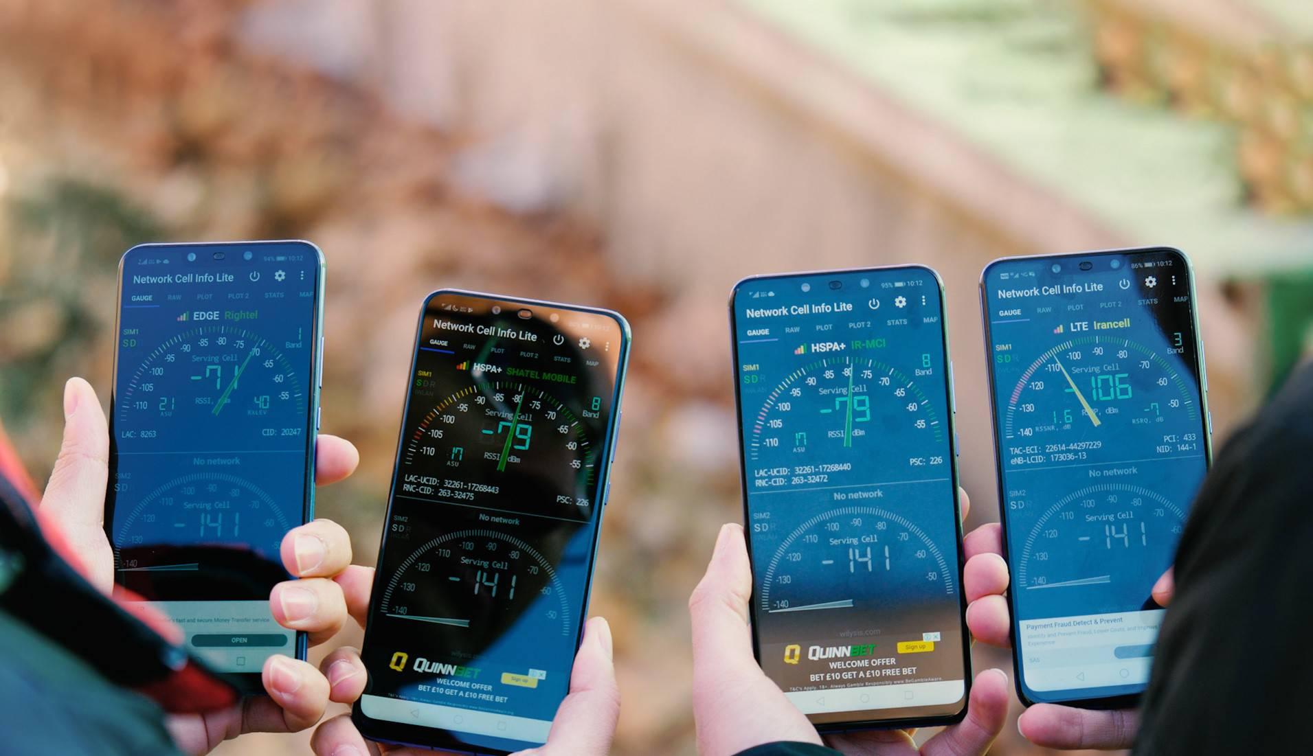 اختلال شبکه موبایل اپراتورها تا ۳ روز دیگر رفع می شود