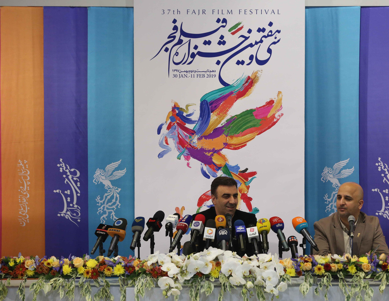 نشست مطبوعاتی داروغه زاده دو روز مانده به جشنواره فیلم فجر