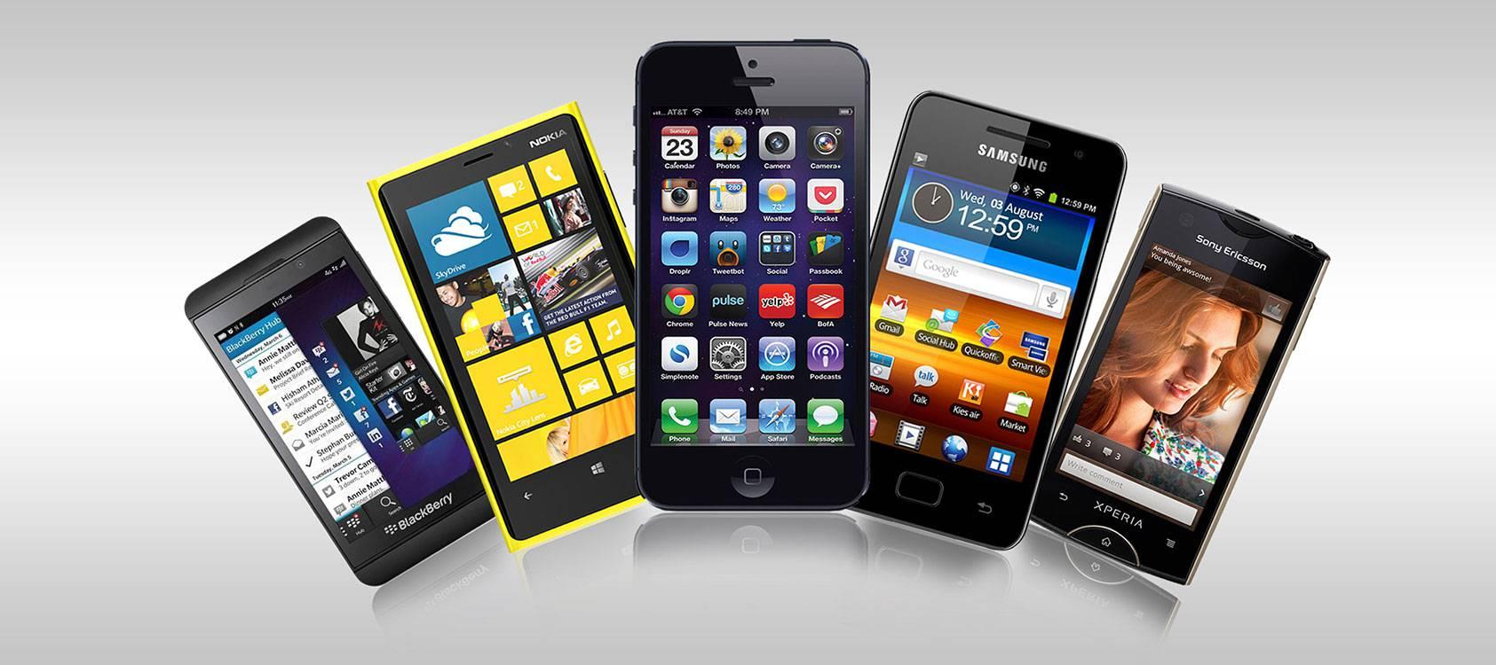 گوشیهای ۳ تا ۵ میلیون تومانی بازار را بشناسید