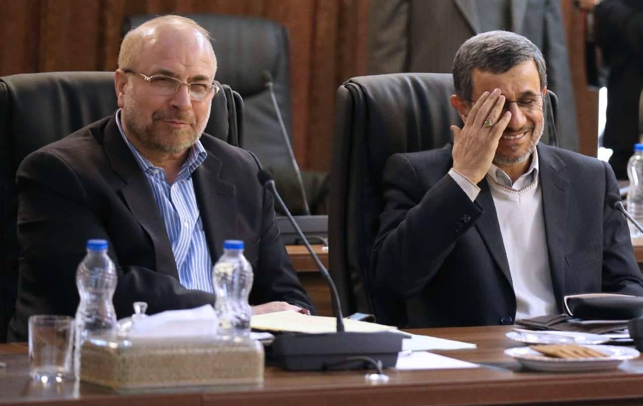 احمدی نژاد در جلسه مجمع تشخیص مصلحت نظام