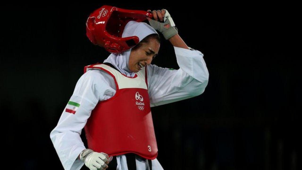 کیمیا علیزاده نمی تواند در المپیک برای آلمان مبارزه کند