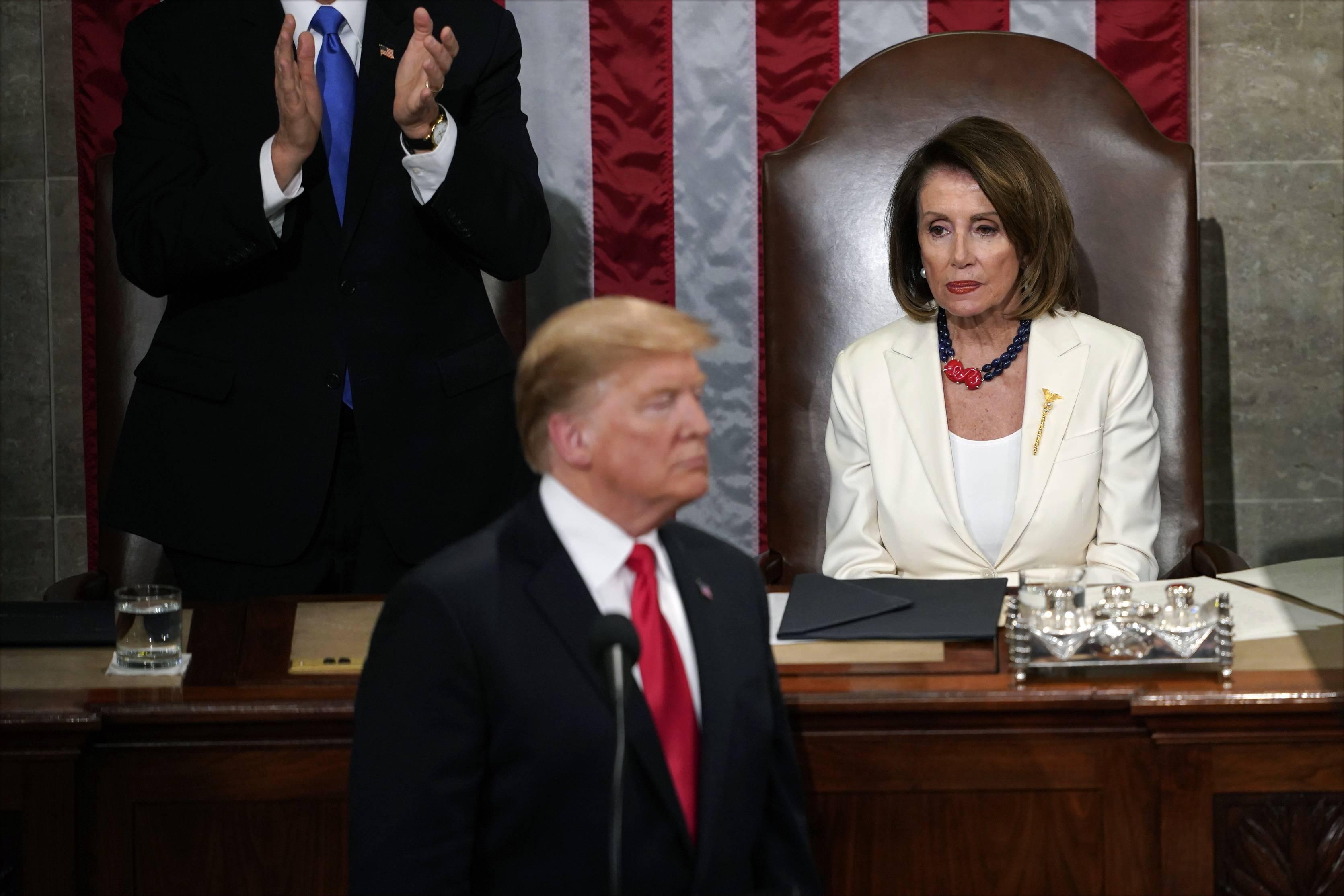فاجعه دموکراتها از انتخابات آیوا تا سخنرانی سالانه ترامپ