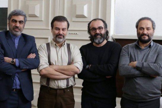«چپ، راست» تازهترین فیلم چهار کارگردان کمدی