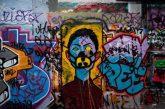 نقاشیهای خیابانی از ویروس کرونا
