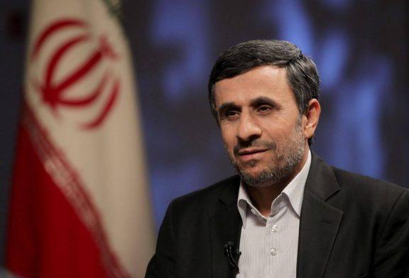 نظر احمدی نژاد درباره شجریان، حبیب و یگانه + ویدیو