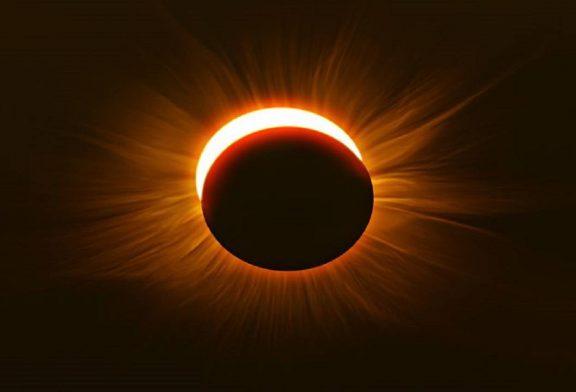 یکشنبه خورشید تاریک میشود