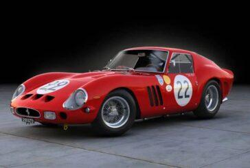 فراری ممکن است مالکیت معنوی 250 GTO را از دست بدهد