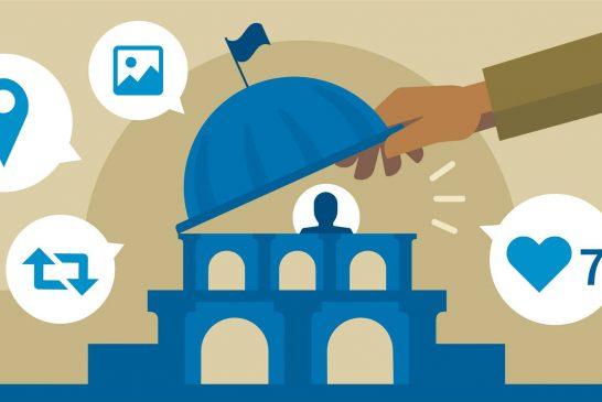 شبکه های اجتماعی چه نقشی در تصمیم گیری دولت ها ایفا می کنند؟