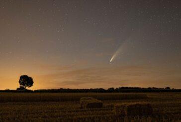 نیووایز؛ درخشانترین دنبالهدار یک دهه اخیر + تصویر