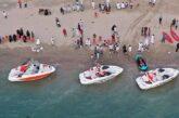 از خلوتی حج تا شلوغی جشنواره جت اسکی در عربستان! + تصویر