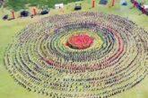 هنرنمایی بزرگترین گروه رقص جهان + تصویر