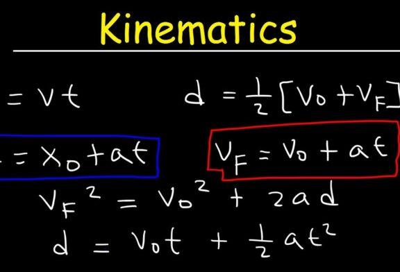 مفاهیم اولیه حرکت شناسی در فیزیک پایه دوازدهم + ویدیو