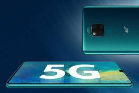 افزایش عرضه تلفنهای هوشمند 5G در بازارهای نوظهور