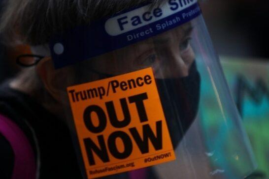 تظاهرات ضد نژادپرستی در نیویورک +تصویر