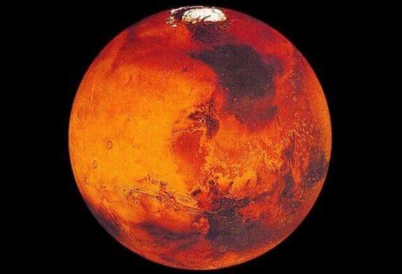 آیا مریخ به یک باره خشک شده است؟