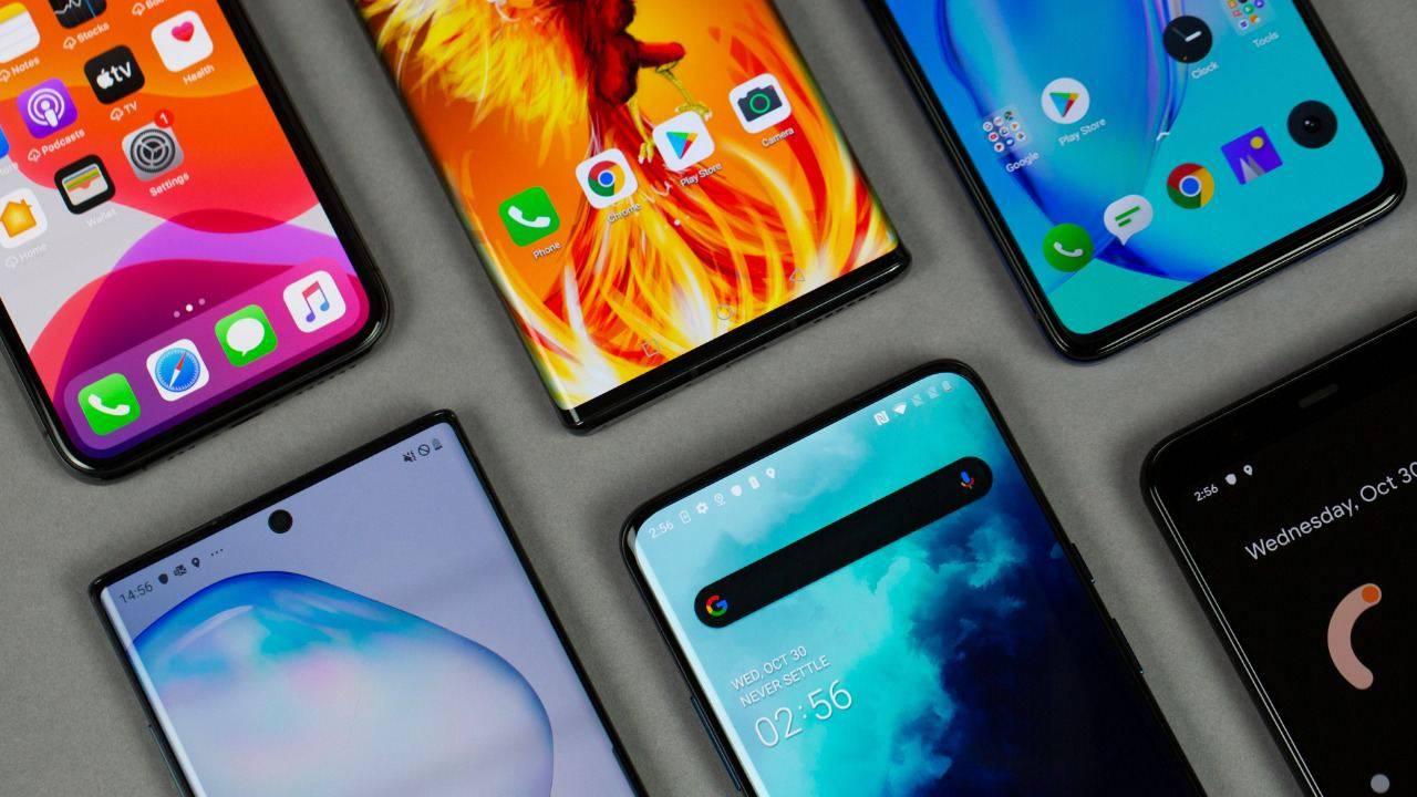 ریزش ۱۲ تا ۲۰ درصدی قیمت موبایل