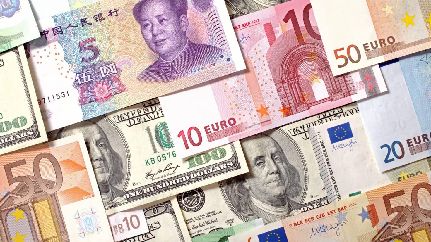 نرخ رسمی ۴۷ ارز در ۲۴ دی ماه