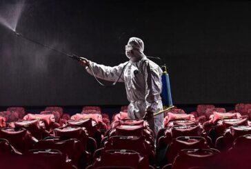 گیشه تعطیل سینماها در روز بازگشایی!