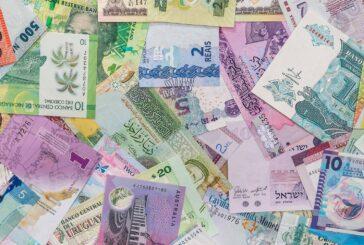 نرخ رسمی 46 ارز در 30 فروردین 1400