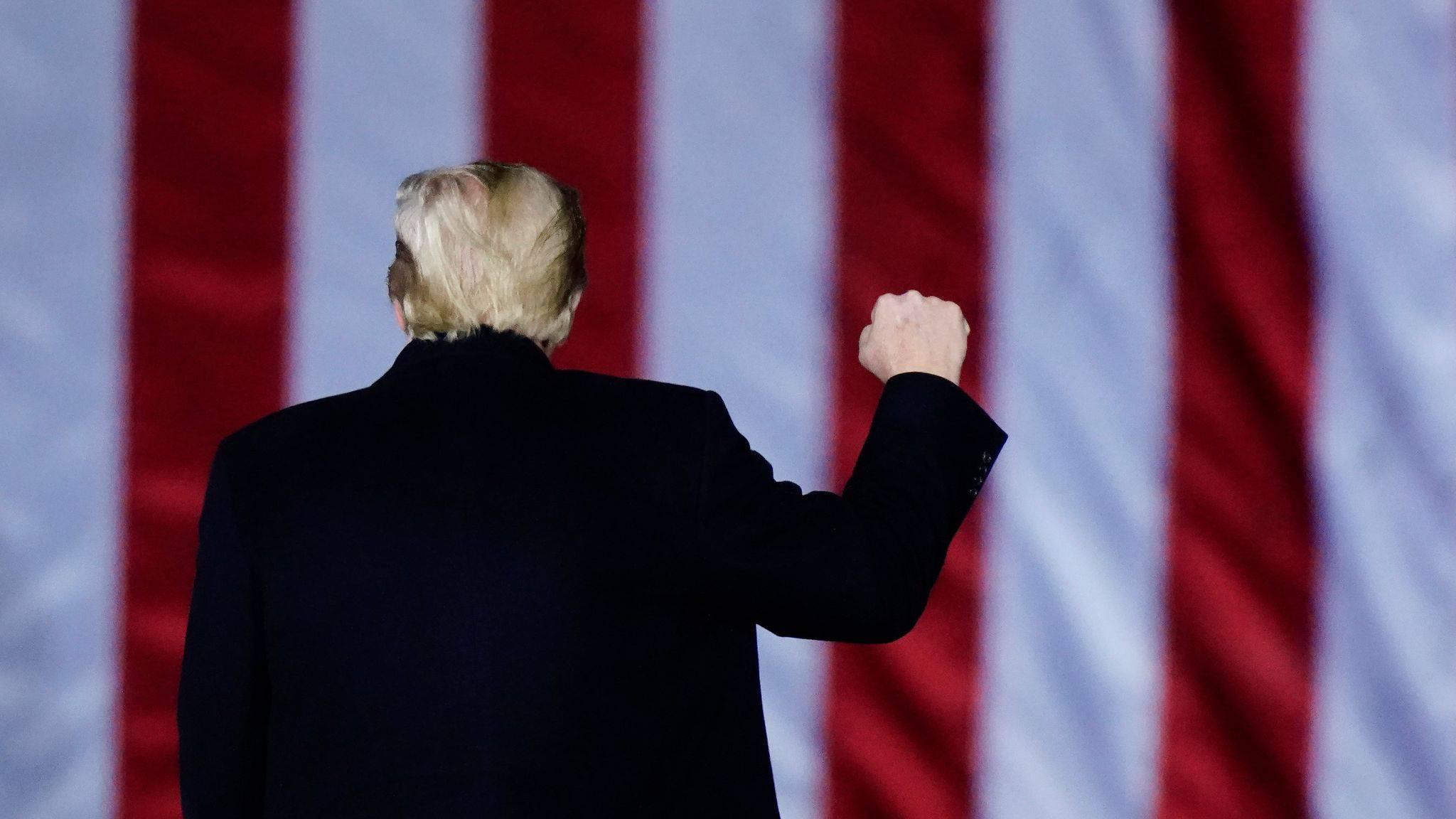 مروری بر یک کابوس؛ «ترامپ» چگونه به قدرت رسید؟