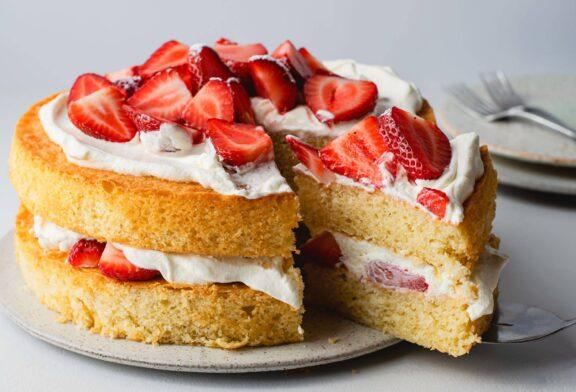 طرز تهیه کیک قابلمهای پفدار