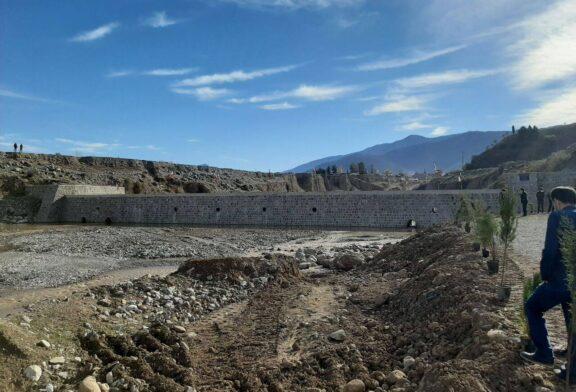 عملیات آبخیزداری در ۱۰۰ هزار هکتار از منابع طبیعی گلستان انجام شد