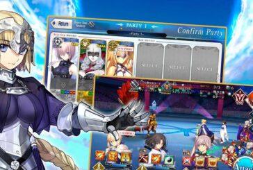 رویداد جدید بازی Fate/Grand Order معرفی شد