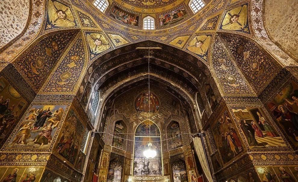 کلیسای بیت لحم در اصفهان + تصویر