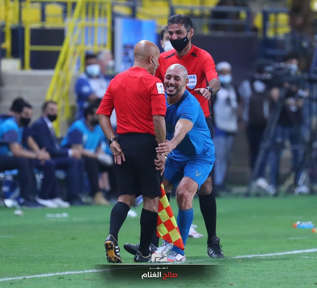 لحظه عجیب مرحله گروهی لیگ قهرمانان آسیا
