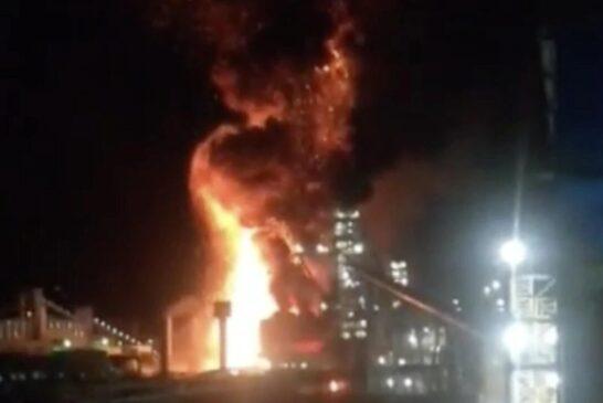 حادثه ی فولاد زرند ایرانیان تلفات جانی نداشته است
