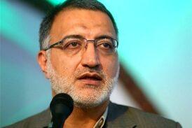 توییت زاکانی درباره طرح فضای مجازی مجلس