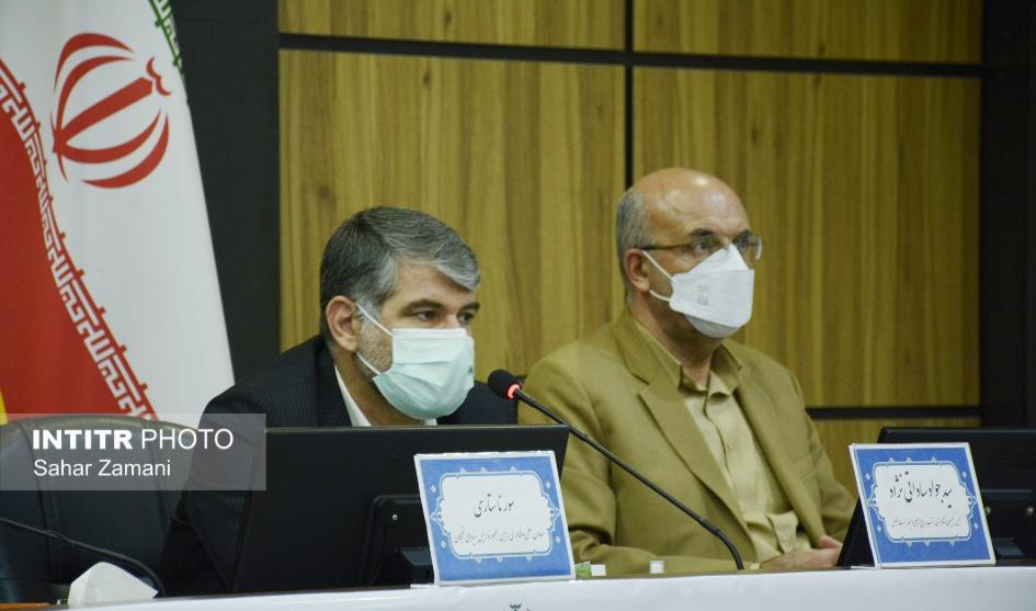 گزارش تصویری مراسم رونمایی 4 طرح فناورانه در حوزه آب