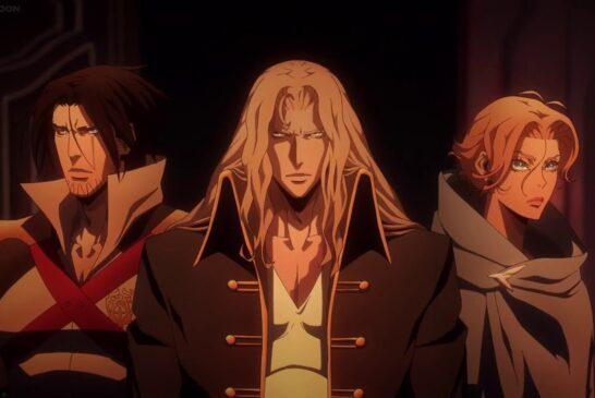 ساخت انیمه جدید Castlevania تایید شد