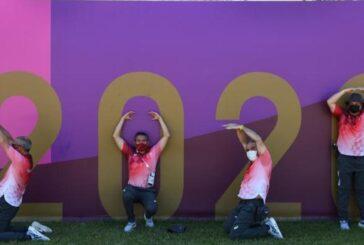 در حاشیه المپیک توکیو + تصویر