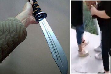 قمهکشی دختر نوجوان در پارک؛ درگیری واقعی یا فیلمی ساختگی