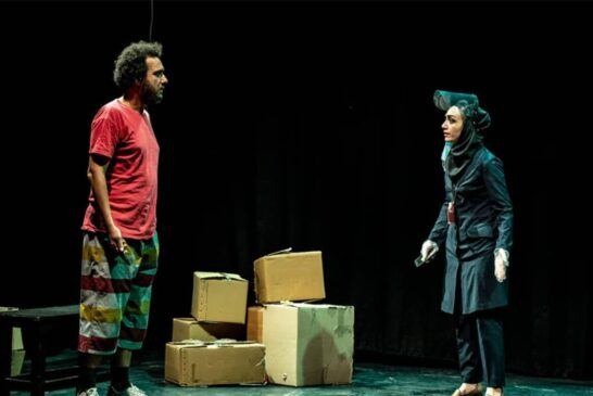 انتقاد یک کارگردان تئاتر از نوید محمدزاده