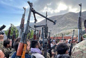 طالبان مدعي تسلط کامل بر پنجشير شد