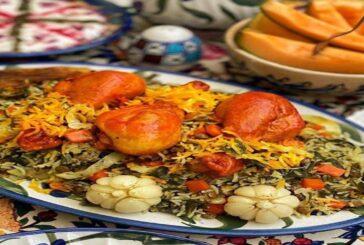 طرز تهیه دمپخت سیر خوشمزه به روش شیرازی