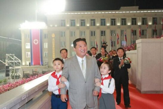 کیم جونگ اون با ۲۰ کیلو کاهش وزن در انظار عمومی ظاهر شد + تصویر